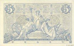 5 Francs NOIR FRANCE  1873 F.01.22 NEUF
