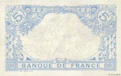 5 Francs BLEU FRANCE  1912 F.02.05 SUP