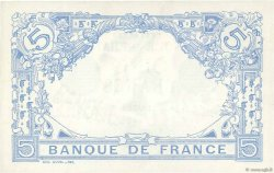 5 Francs BLEU FRANCE  1915 F.02.30 NEUF