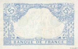 5 Francs BLEU FRANCE  1916 F.02.41 SUP+