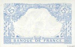 5 Francs BLEU FRANCE  1916 F.02.44 NEUF