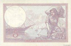 5 Francs VIOLET FRANCE  1931 F.03.15 NEUF