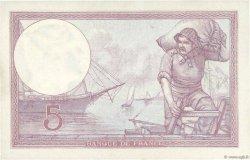 5 Francs VIOLET FRANCE  1932 F.03.16 pr.NEUF