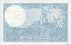 10 Francs MINERVE modifié FRANCE  1940 F.07.20 NEUF