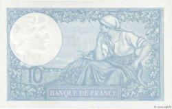 10 Francs MINERVE modifié FRANCE  1940 F.07.23 SPL