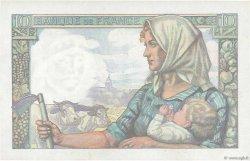 10 Francs MINEUR FRANCE  1942 F.08.05 NEUF