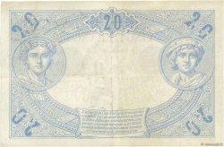 20 Francs NOIR FRANCE  1874 F.09.01 TTB+