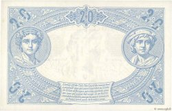 20 Francs NOIR FRANCE  1904 F.09.03 SPL