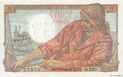 20 Francs PÊCHEUR FRANCE  1949 F.13.15 NEUF