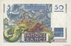 50 Francs LEVERRIER FRANCE  1946 F.20.01 SPL