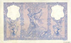 100 Francs ROSE ET BLEU FRANCE  1907 F.21.22 TTB+