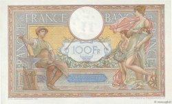 100 Francs LUC OLIVIER MERSON type modifié FRANCE  1938 F.25.34 pr.SPL