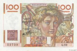 100 Francs JEUNE PAYSAN FRANCE  1946 F.28.07 NEUF