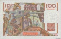 100 Francs JEUNE PAYSAN filigrane inversé FRANCE  1954 F.28bis.05 NEUF