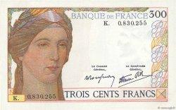 300 Francs FRANCE  1938 F.29.01 NEUF