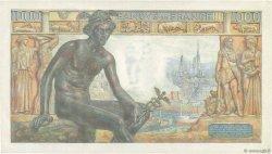1000 Francs DÉESSE DÉMÉTER FRANCE  1943 F.40.25 NEUF