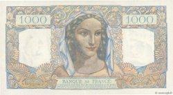 1000 Francs MINERVE ET HERCULE FRANCE  1945 F.41.07 NEUF