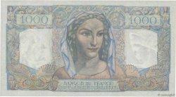 1000 Francs MINERVE ET HERCULE FRANCE  1946 F.41.12 NEUF