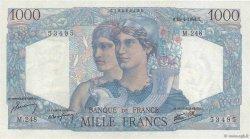 1000 Francs MINERVE ET HERCULE FRANCE  1946 F.41.13 pr.NEUF