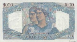 1000 Francs MINERVE ET HERCULE FRANCE  1948 F.41.19 NEUF
