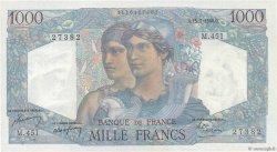 1000 Francs MINERVE ET HERCULE FRANCE  1948 F.41.22 NEUF