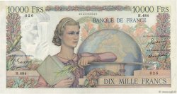 10000 Francs GÉNIE FRANÇAIS FRANCE  1949 F.50.21 TTB