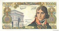10000 Francs BONAPARTE FRANCE  1958 F.51.12 SPL