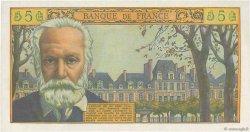 5 Nouveaux Francs VICTOR HUGO FRANCE  1959 F.56.02 NEUF