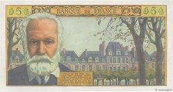 5 Nouveaux Francs VICTOR HUGO FRANCE  1959 F.56.03 NEUF