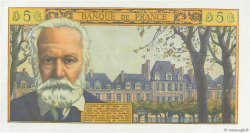 5 Nouveaux Francs VICTOR HUGO FRANCE  1964 F.56.16 NEUF