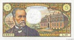 5 Francs PASTEUR FRANCE  1966 F.61.02 NEUF