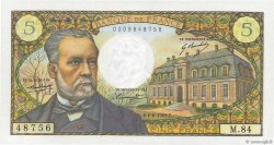 5 Francs PASTEUR FRANCE  1968 F.61.08 SPL