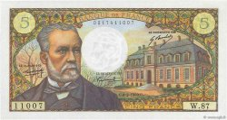 5 Francs PASTEUR FRANCE  1969 F.61.09 pr.NEUF