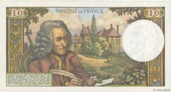 10 Francs VOLTAIRE FRANCE  1964 F.62.10 NEUF