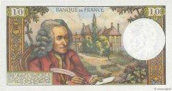 10 Francs VOLTAIRE FRANCE  1964 F.62.11 SPL