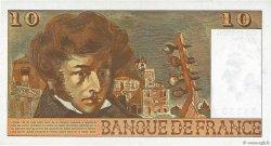 10 Francs BERLIOZ FRANCE  1972 F.63.01 SPL+
