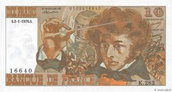 10 Francs BERLIOZ FRANCE  1976 F.63.16a NEUF