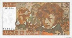 10 Francs BERLIOZ FRANCE  1978 F.63.24a NEUF