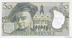 50 Francs QUENTIN DE LA TOUR FRANCE  1978 F.67.03 NEUF