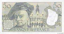 50 Francs QUENTIN DE LA TOUR FRANCE  1992 F.67.19b NEUF