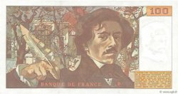 100 Francs DELACROIX FRANCE  1978 F.68.03 SUP+