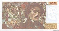 100 Francs DELACROIX modifié FRANCE  1978 F.69.01f pr.NEUF