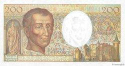200 Francs MONTESQUIEU FRANCE  1990 F.70.10c NEUF