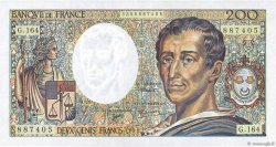 200 Francs MONTESQUIEU FRANCE  1994 F.70/2.01 NEUF