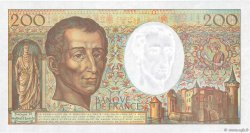 200 Francs MONTESQUIEU FRANCE  1994 F.70/2.01 NEUF