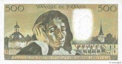 500 Francs PASCAL FRANCE  1971 F.71.06 SPL