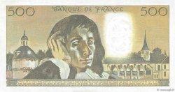 500 Francs PASCAL FRANCE  1977 F.71.17 pr.NEUF