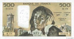 500 Francs PASCAL FRANCE  1983 F.71.28 NEUF