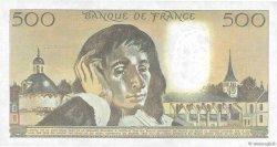 500 Francs PASCAL FRANCE  1987 F.71.36 NEUF