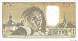 500 Francs PASCAL FRANCE  1991 F.71.47
